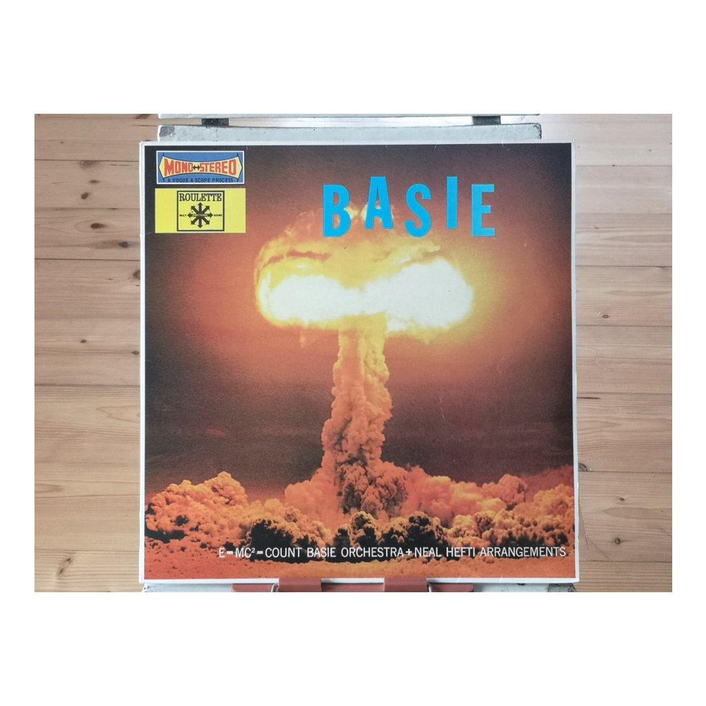 Count Basie & His Orchestra – Basie LP