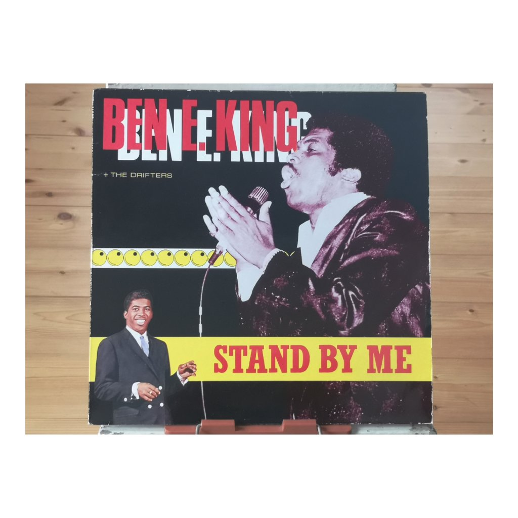 Ben E. King + The Drifters ‎– Stand By Me LP