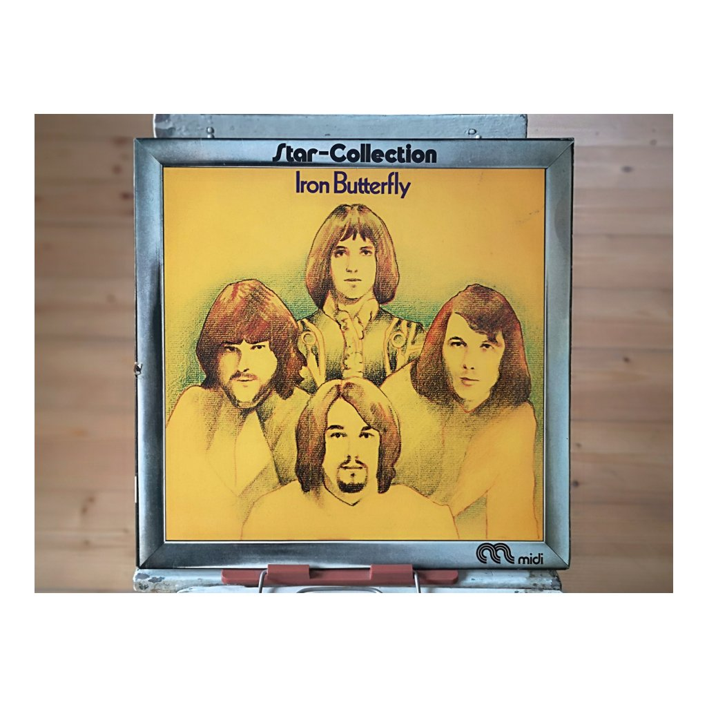 Iron Butterfly – Star-Collection