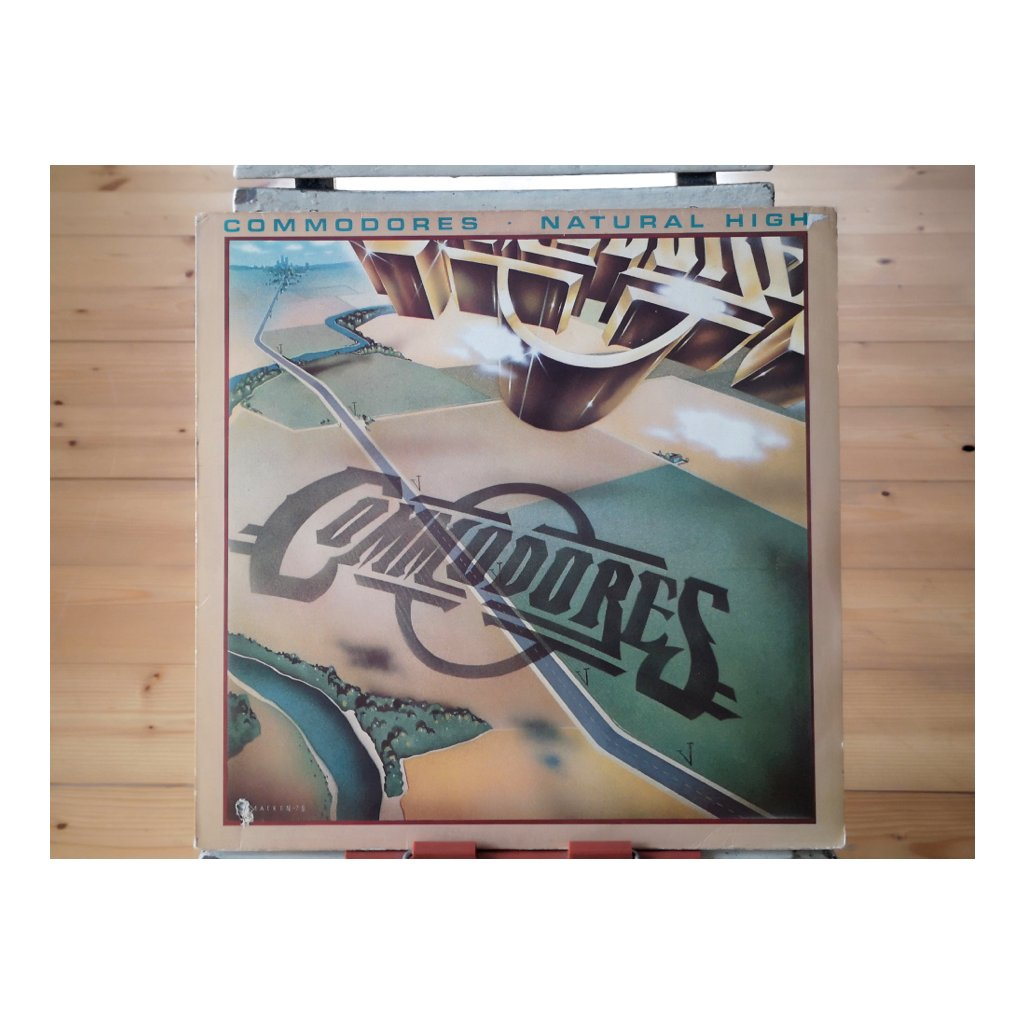 Commodores – Natural High LP
