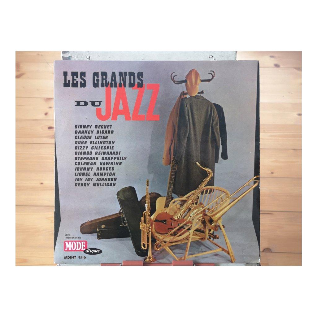 Various Artists – Les Grands Du Jazz LP
