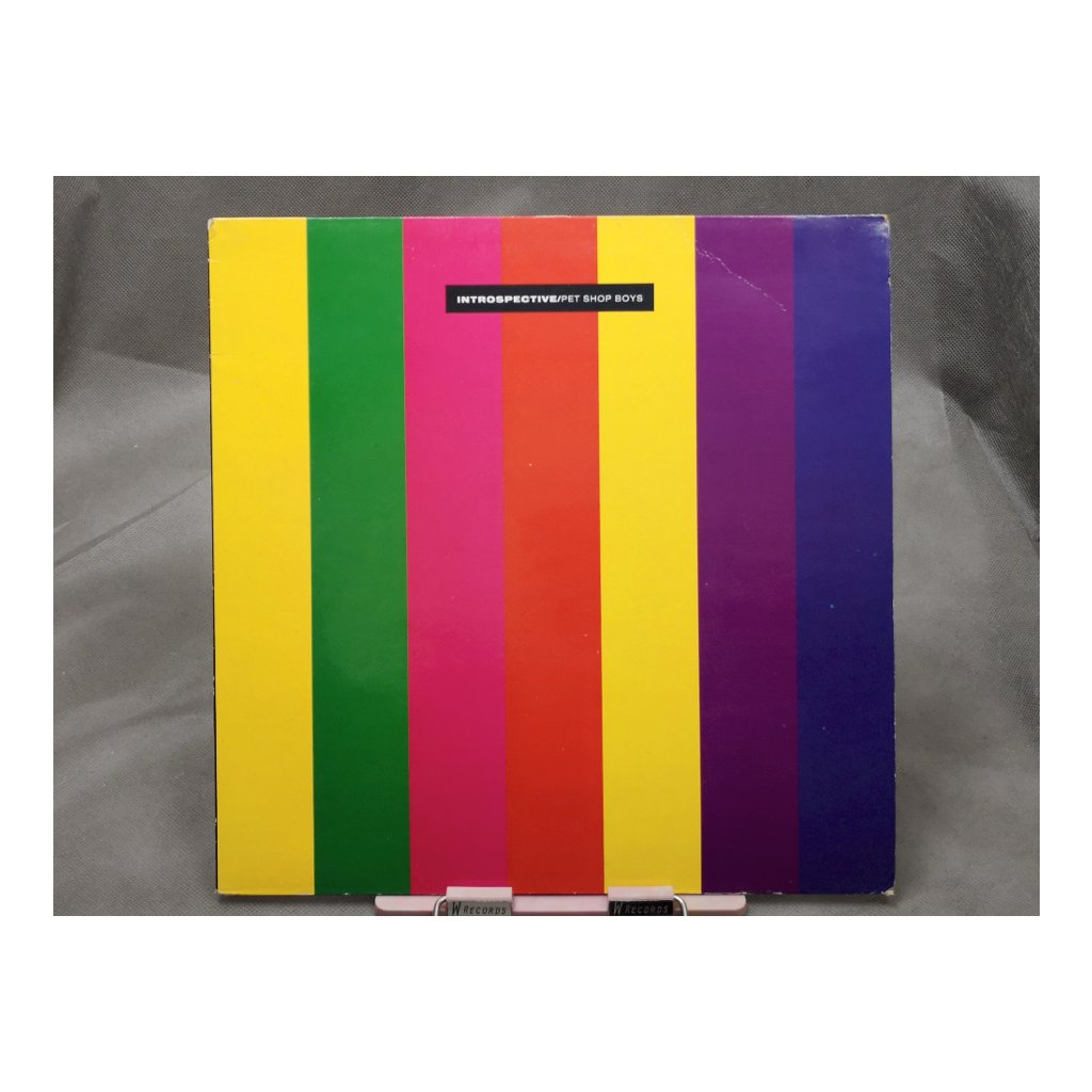 Pet Shop Boys – Introspective LP