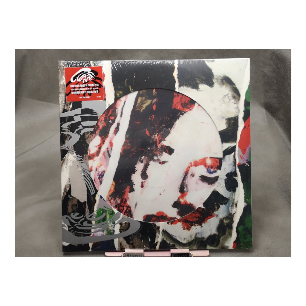 The Cure – Torn Down: Mixed Up Extras 2018 2LP PD
