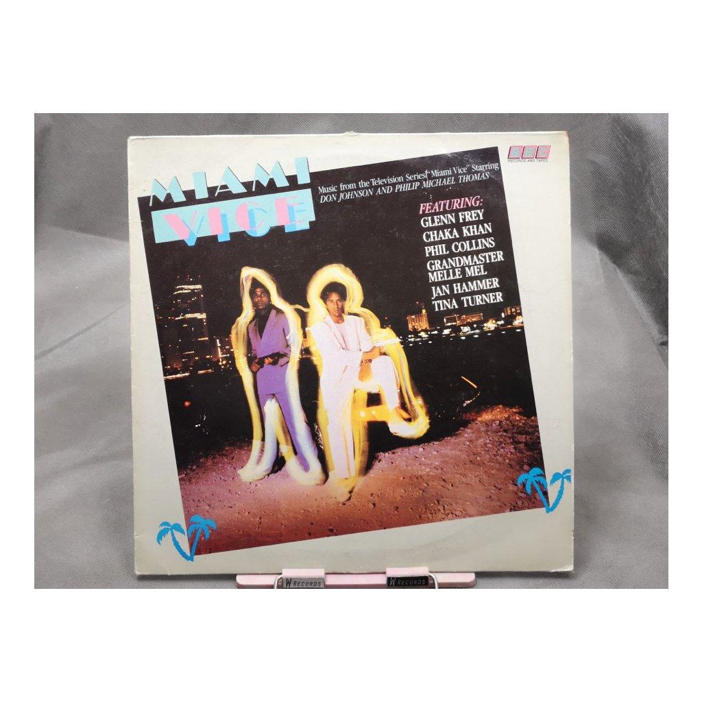 Various Artists – Miami Vice LP