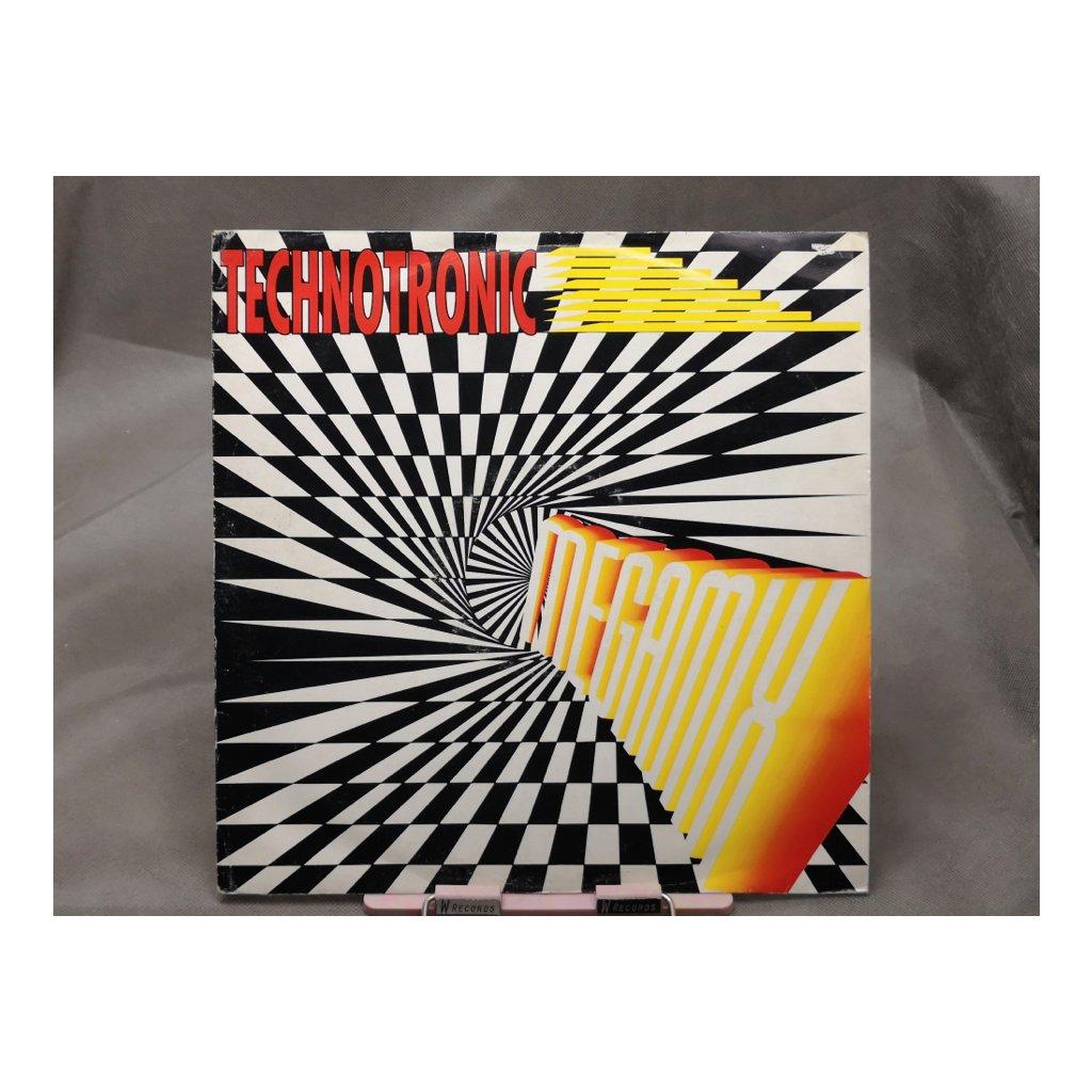 """Technotronic – Megamix 12"""""""