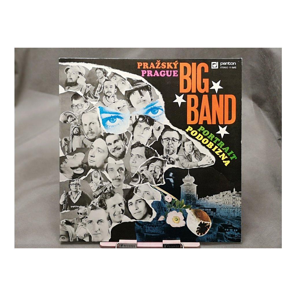 Pražský Big Band – Portrait/Podobizna LP