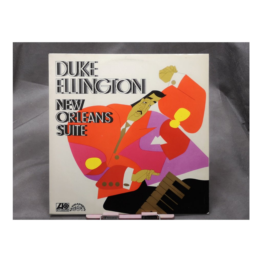 Duke Ellington – New Orleans Suite LP