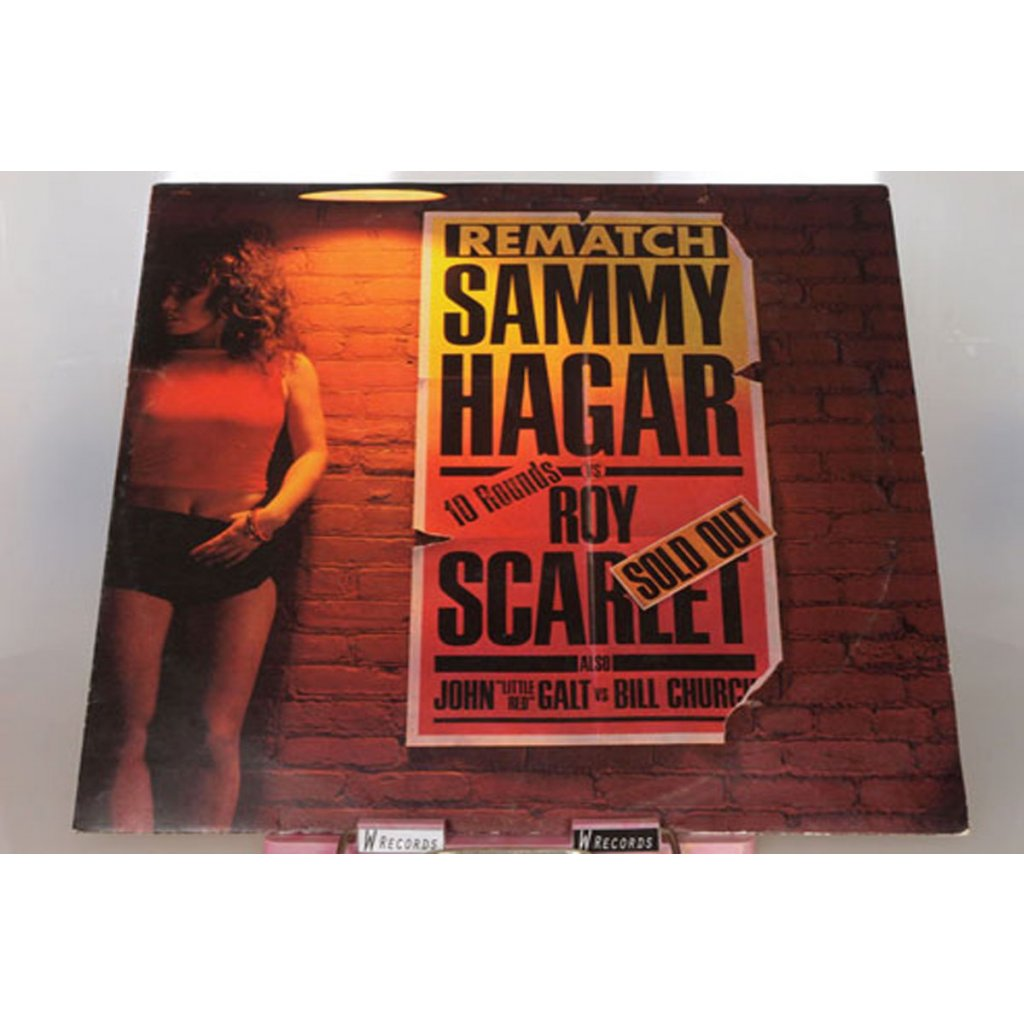 Sammy Hagar – Rematch