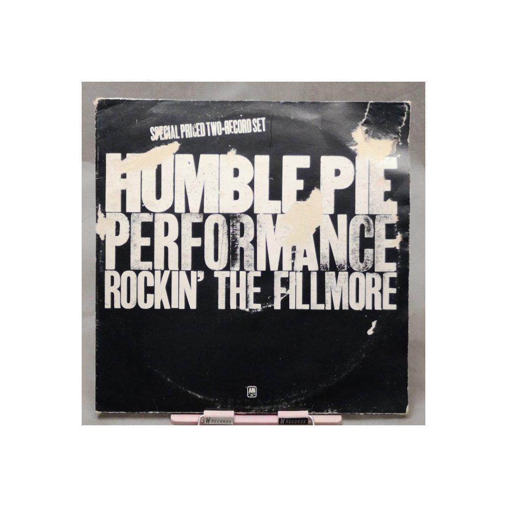 Humble Pie – Performance: Rockin' The Filmore 2LP