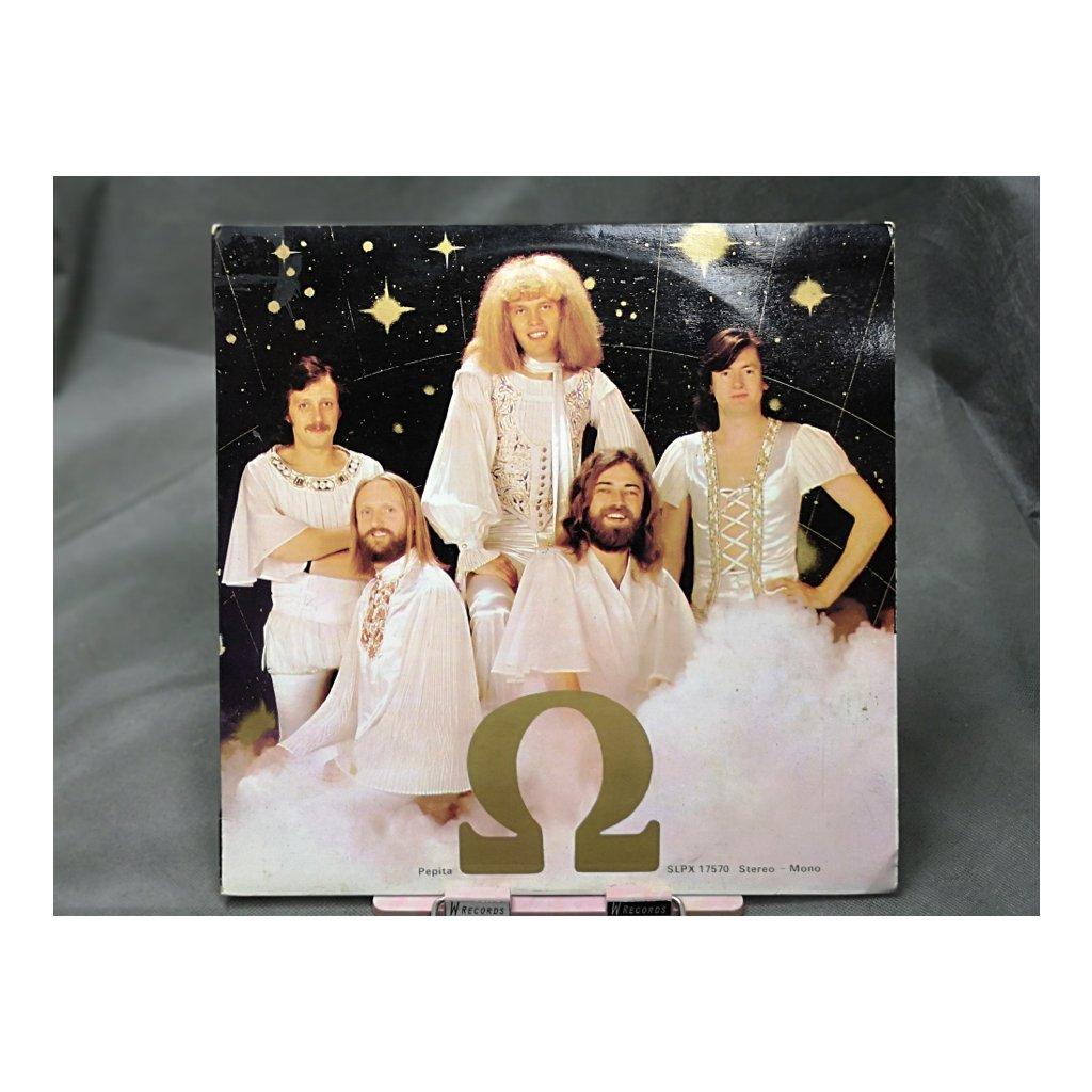 Omega – Csillagok Útján / Omega 8 = Skyrover LP