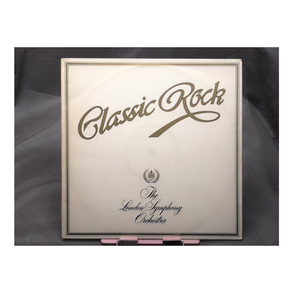 The London Symphony Orchestra – Classic Rock LP