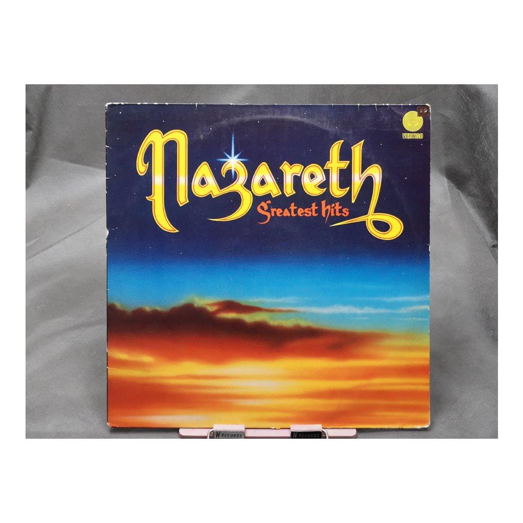Nazareth – Greatest Hits LP