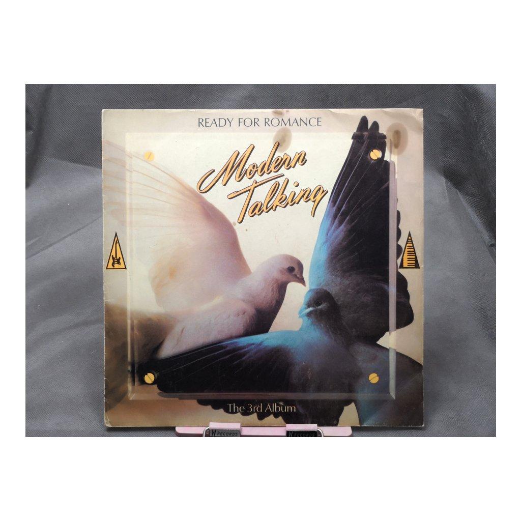 Modern Talking – Ready For Romance - The 3rd Album LP