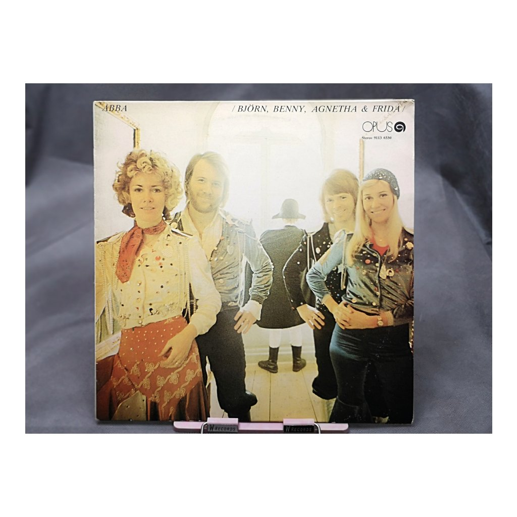 ABBA - Björn, Benny, Agnetha & Frida LP