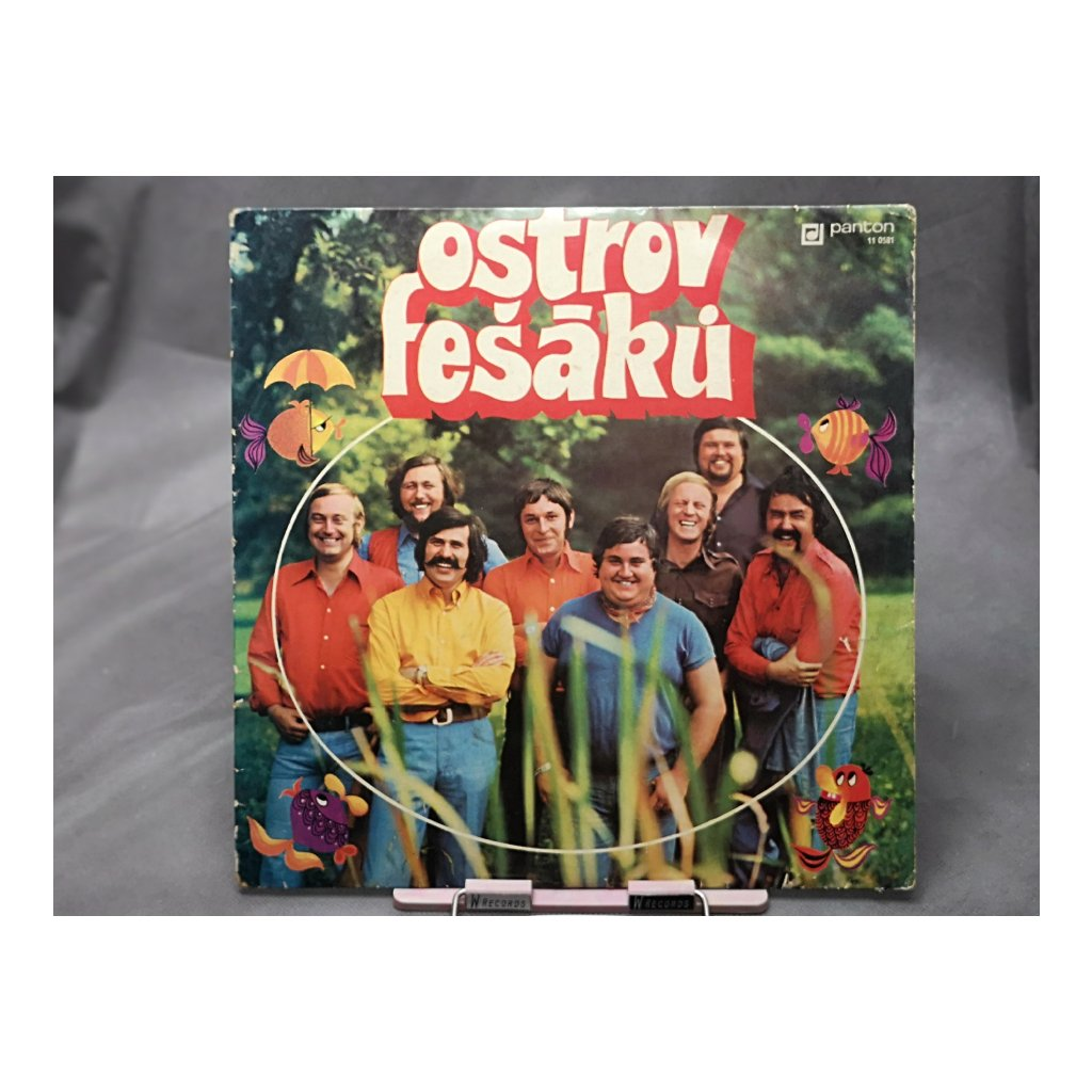 Sada - Fešáci - 5 LP
