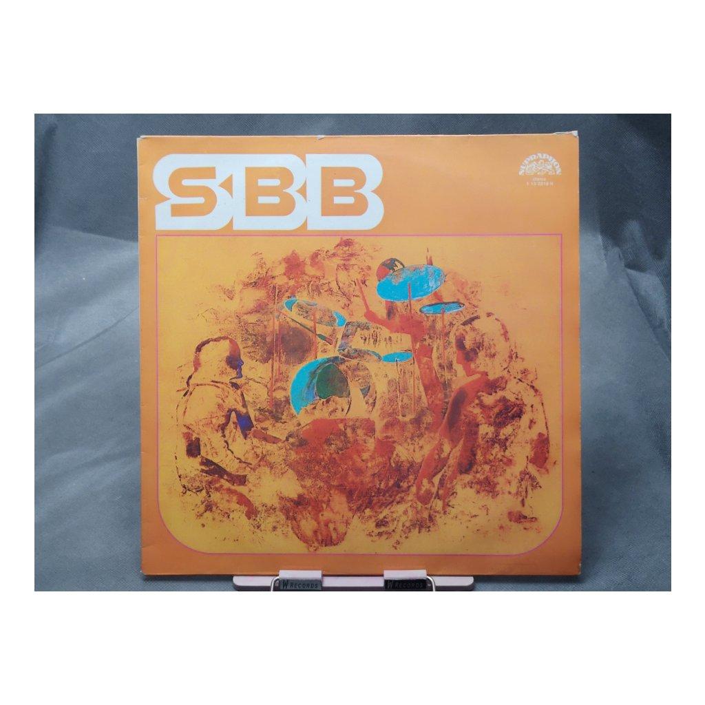 SBB – SBB LP