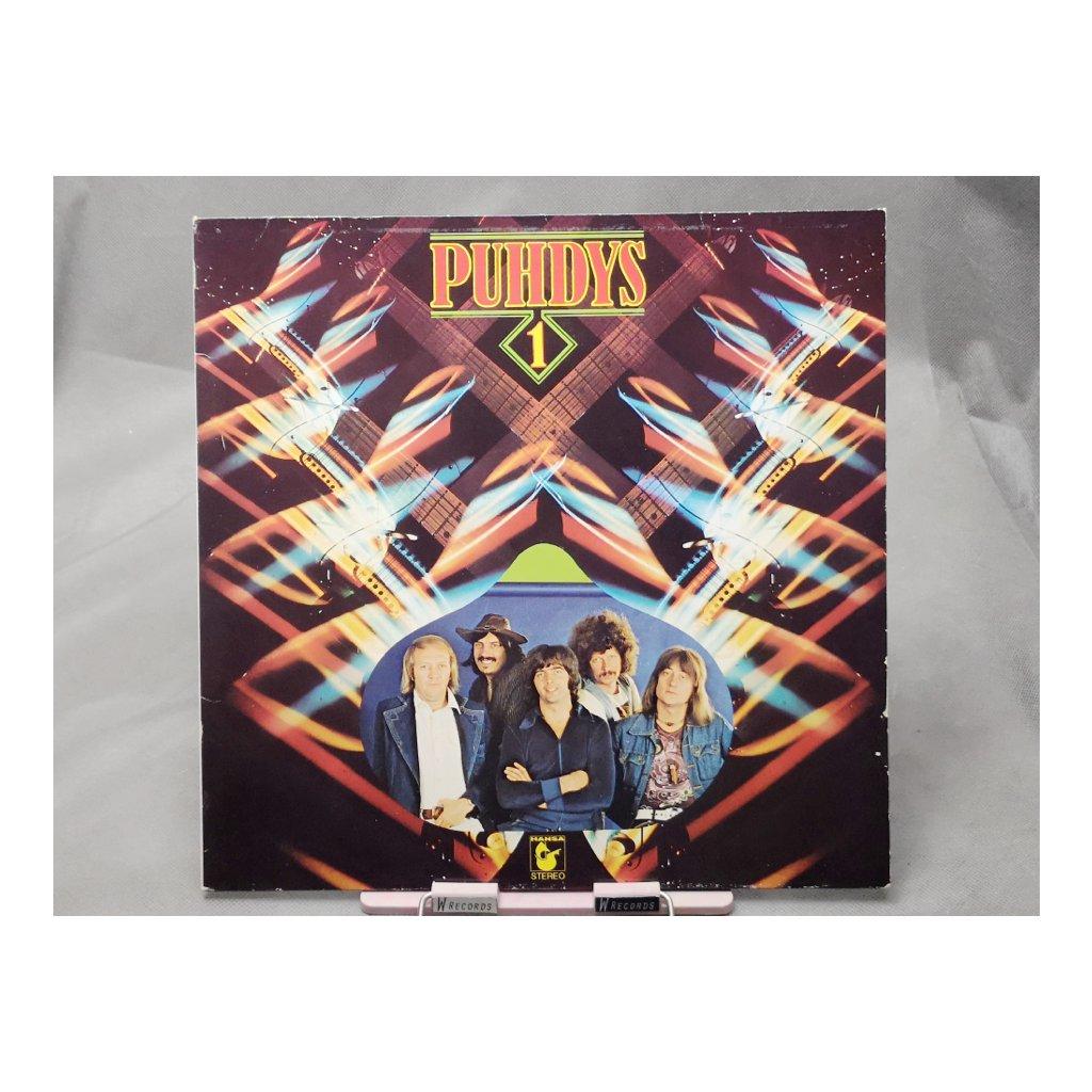 Puhdys – Puhdys 1 LP