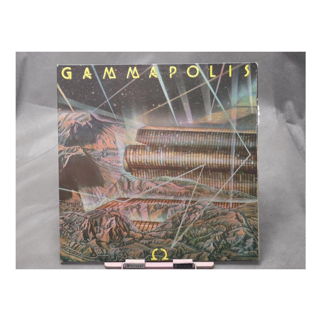 Omega - Gammapolis LP