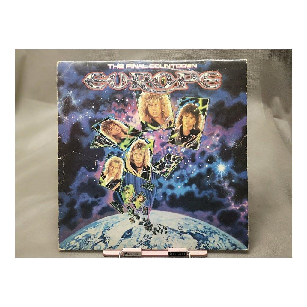 Europe – The Final Countdown LP