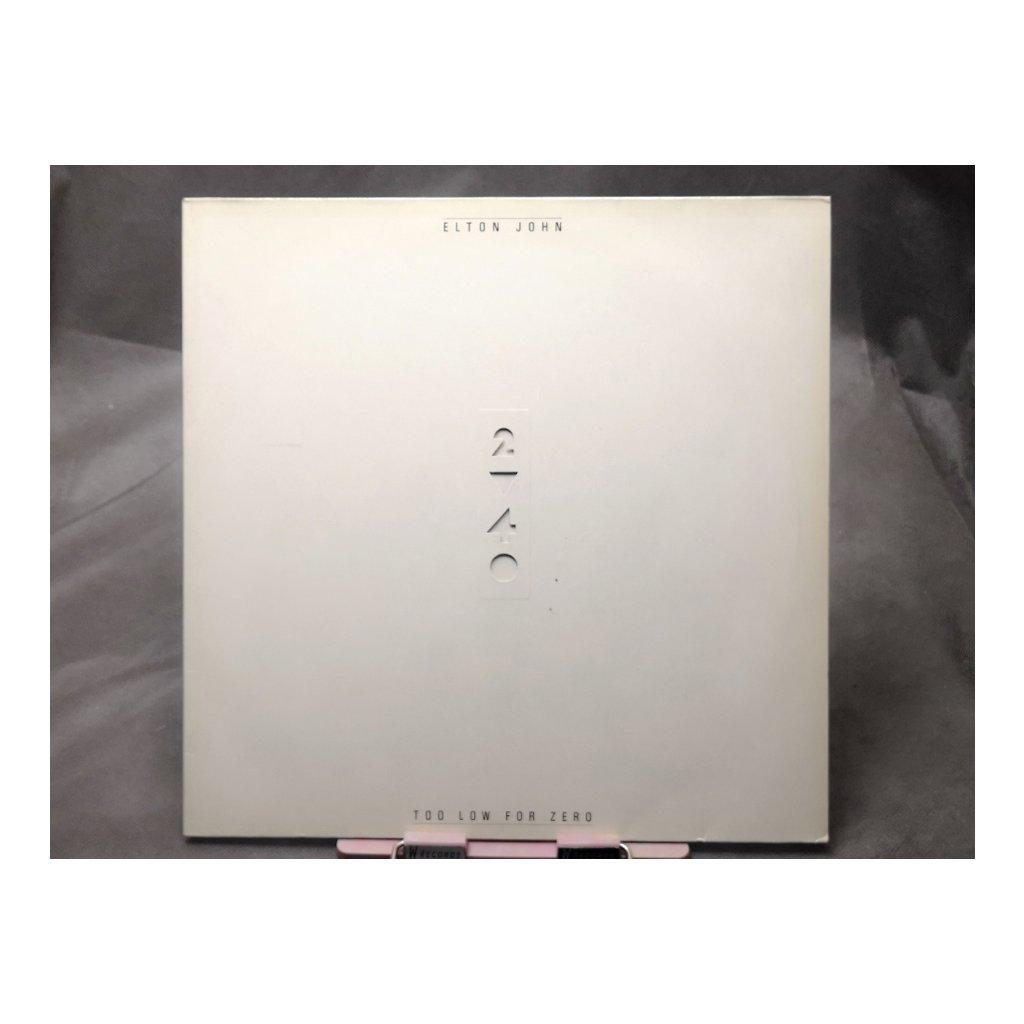 Elton John – Too Low For Zero LP