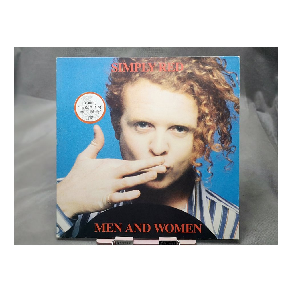 Simply Red – Men And Women LP