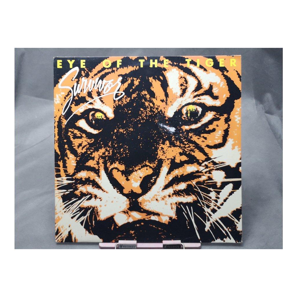 Survivor – Eye Of The Tiger LP