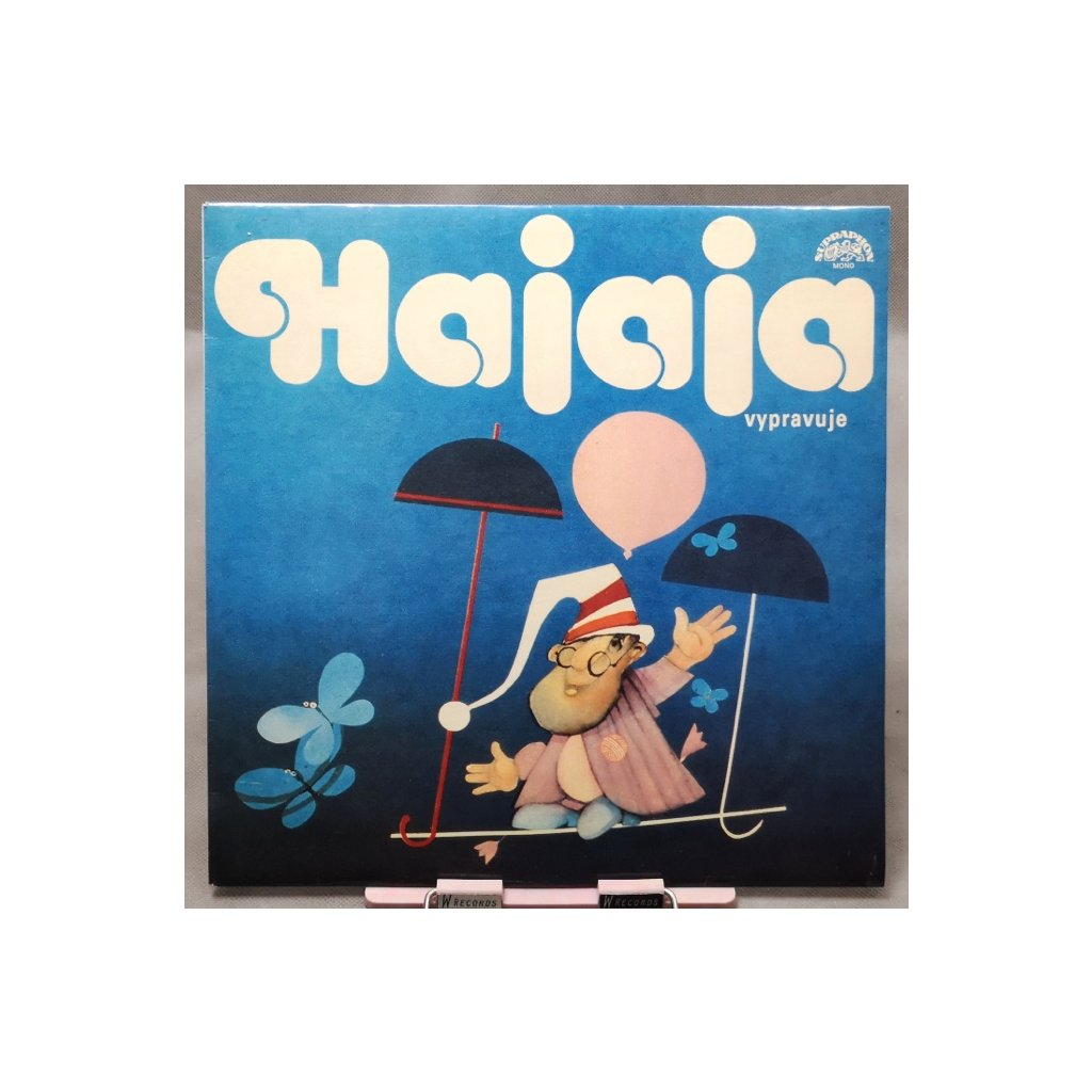 Various Artists – Hajaja Vypravuje LP