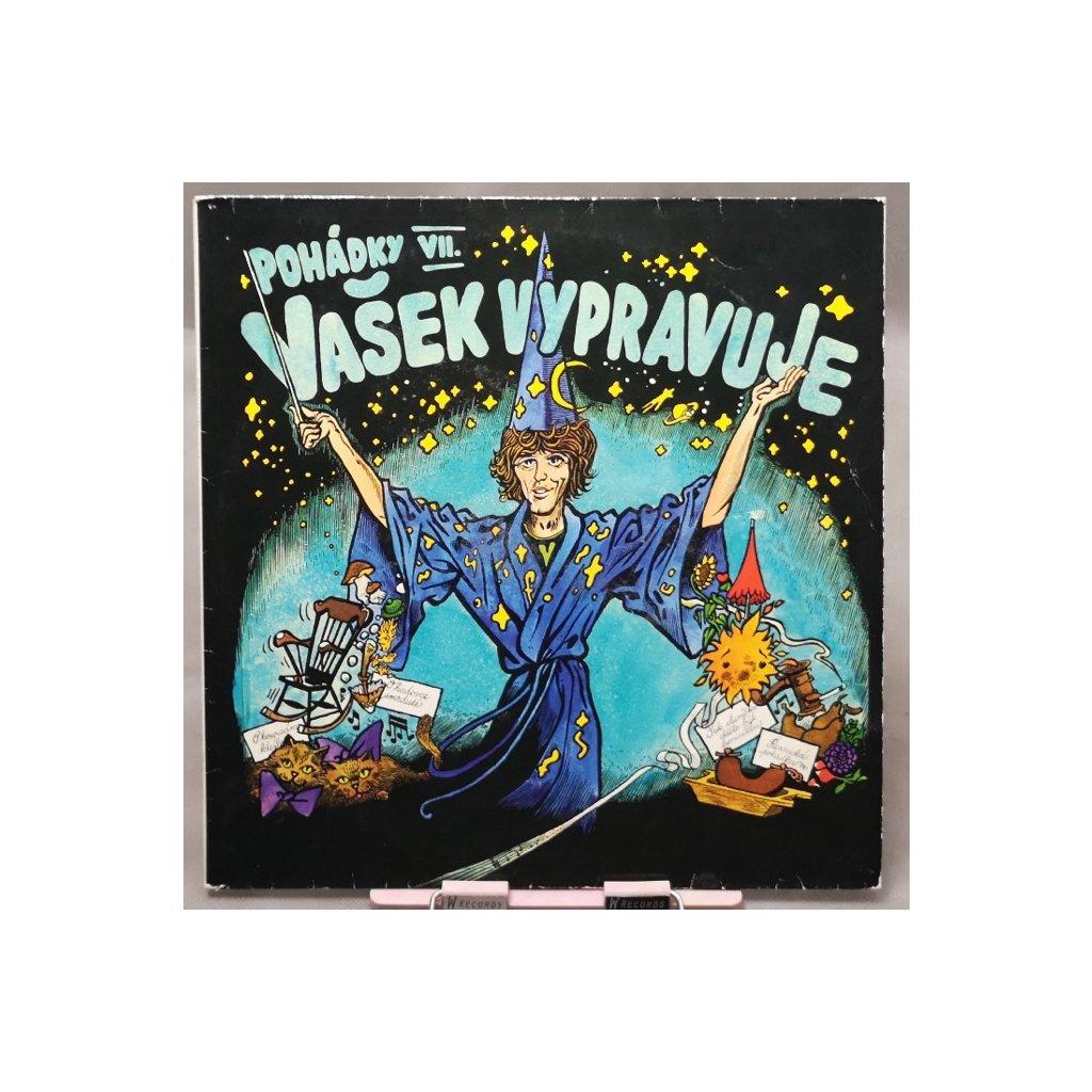 František Nepil - Vašek Vypravuje LP