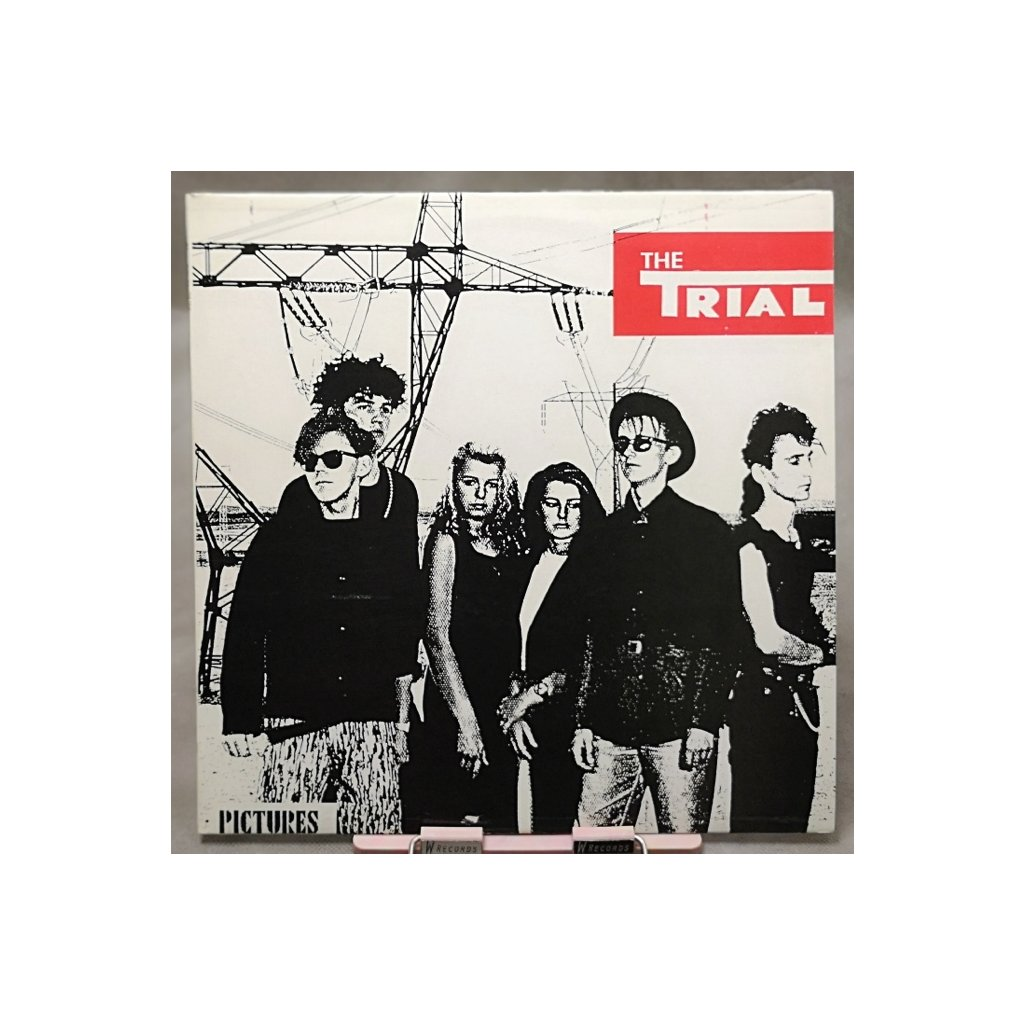 The Trial – Pictures LP
