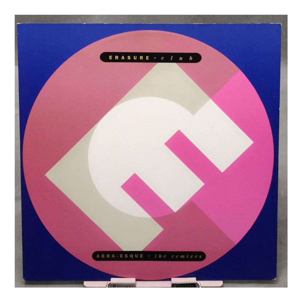 """Erasure – Abba-Esque (The Remixes) 12"""""""
