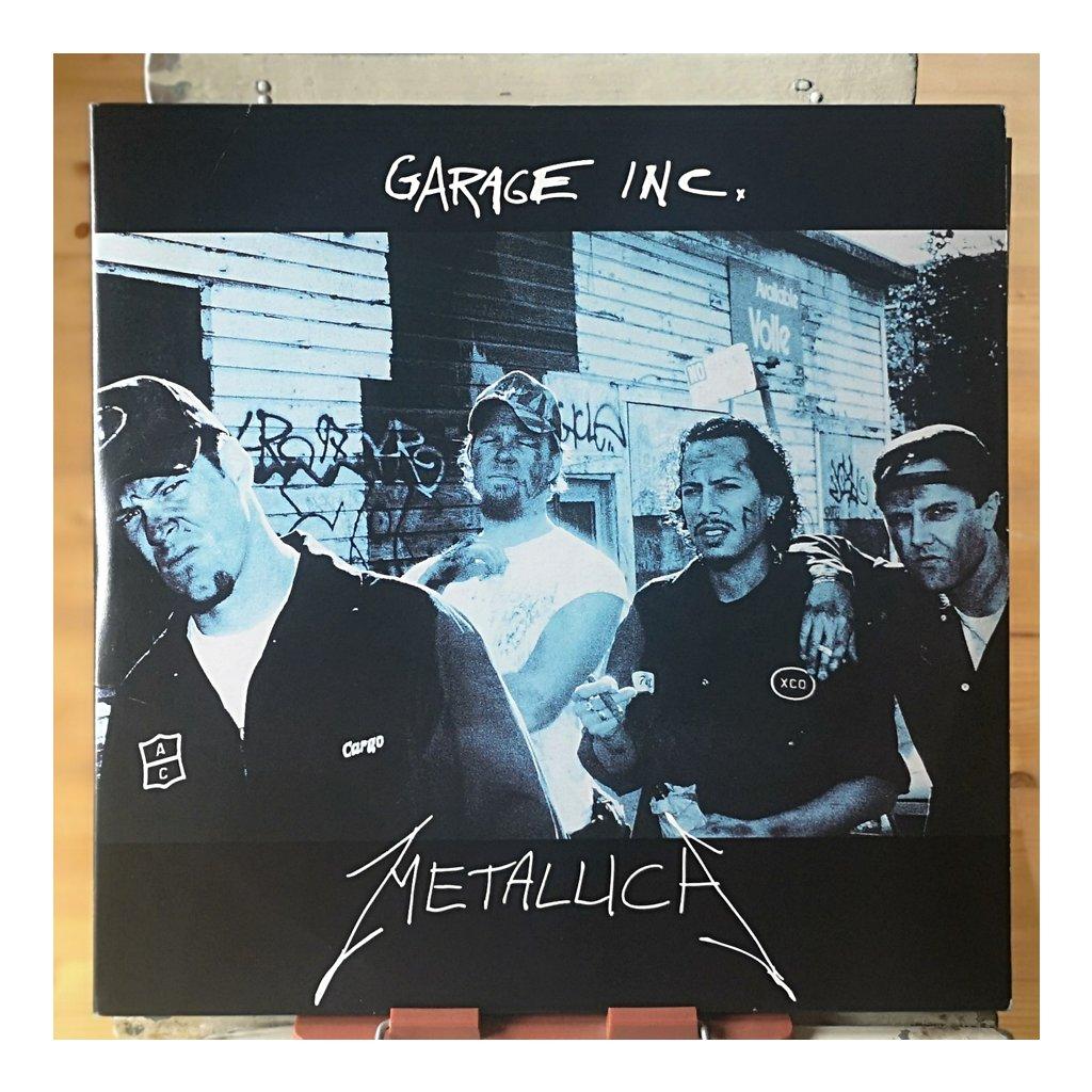 Metallica – Garage Inc. 3LP
