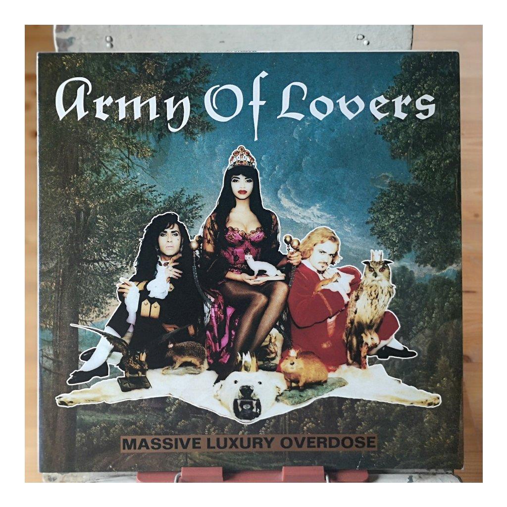 Army Of Lovers – Massive Luxury Overdose LP