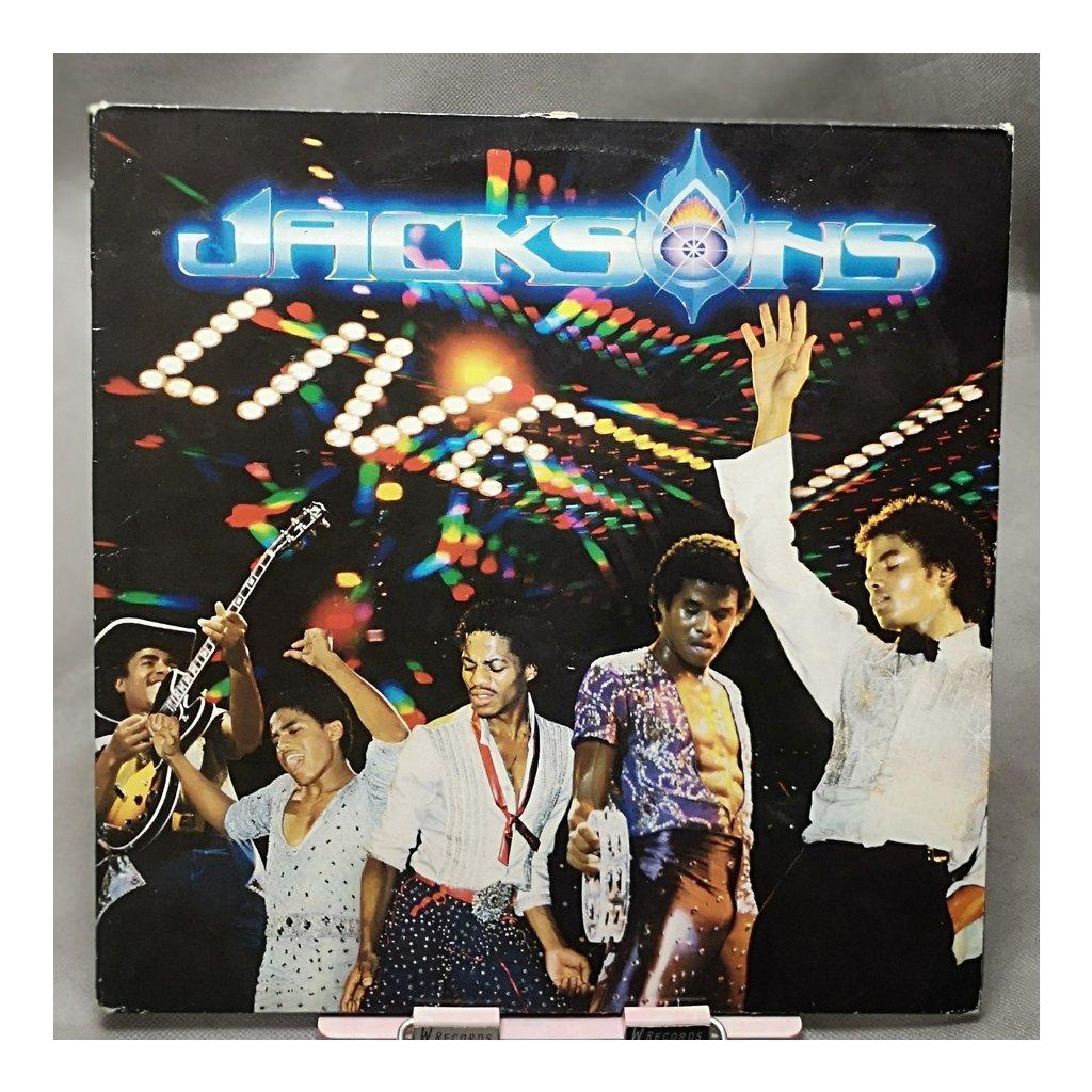 The Jacksons – Live 2LP