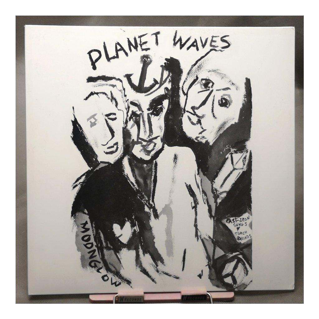 Bob Dylan – Planet Waves LP