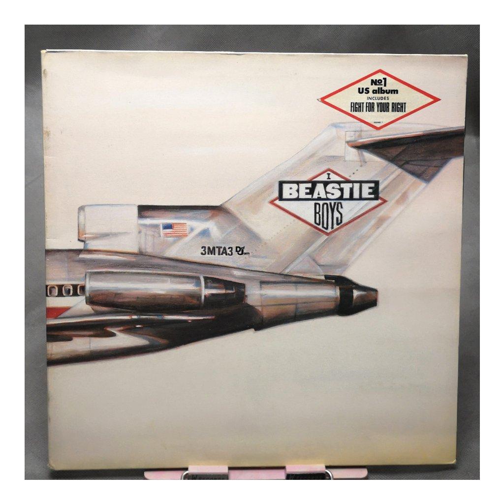 Beastie Boys – Licensed To Ill LP