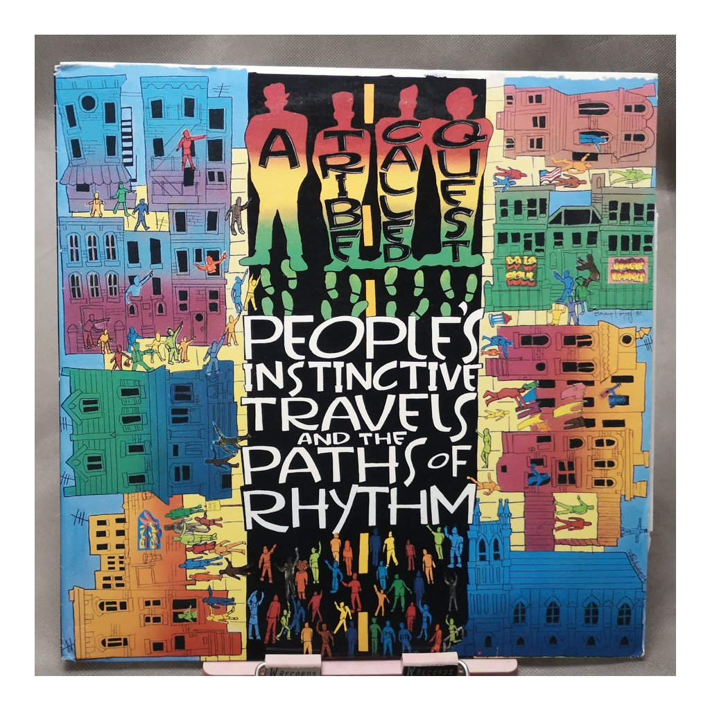 A Tribe Called Quest – People's Instinctive Travels And The Paths Of Rhythm 2LP