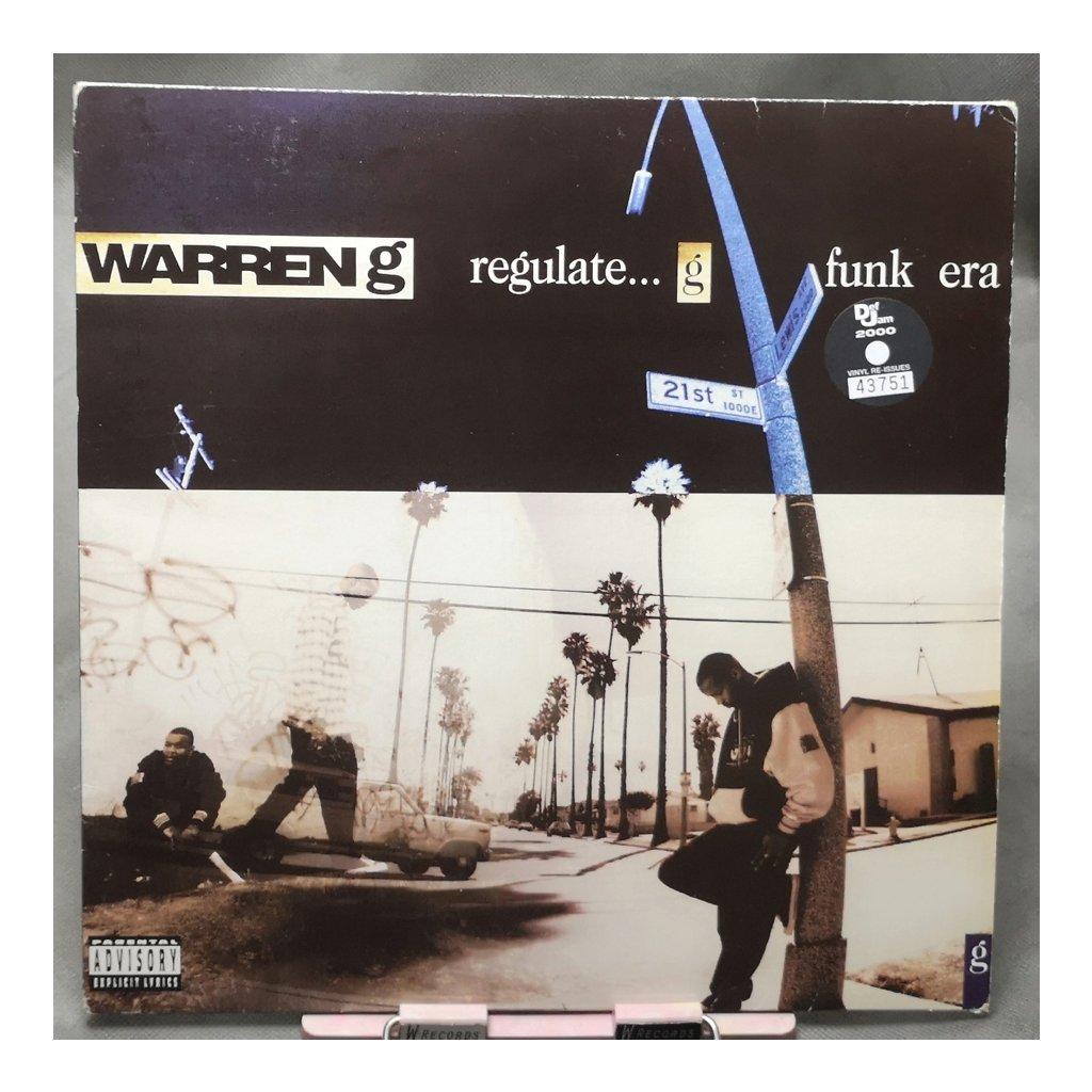 Warren G – Regulate... G Funk Era LP