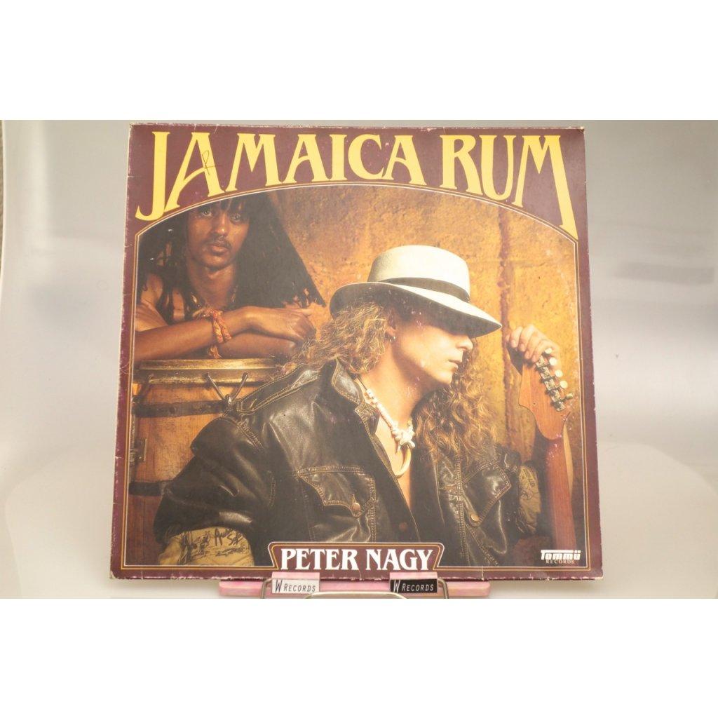 Peter Nagy – Jamaica Rum