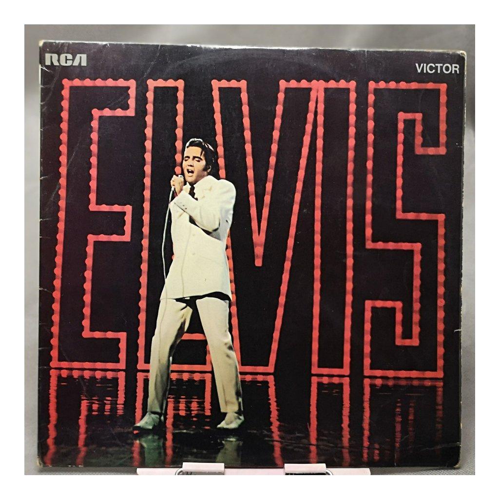 Elvis Presley – Elvis (TV Special) LP