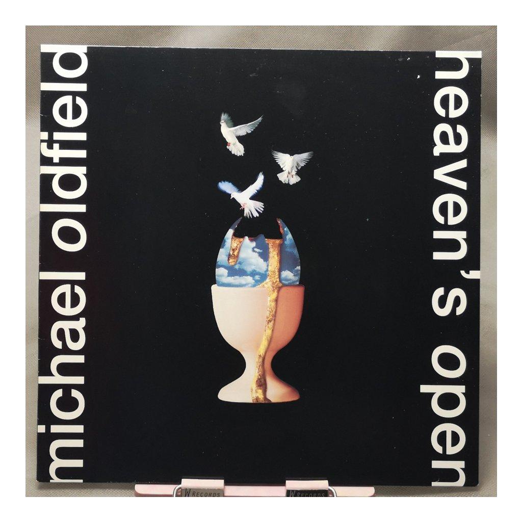 Michael Oldfield – Heaven's Open LP