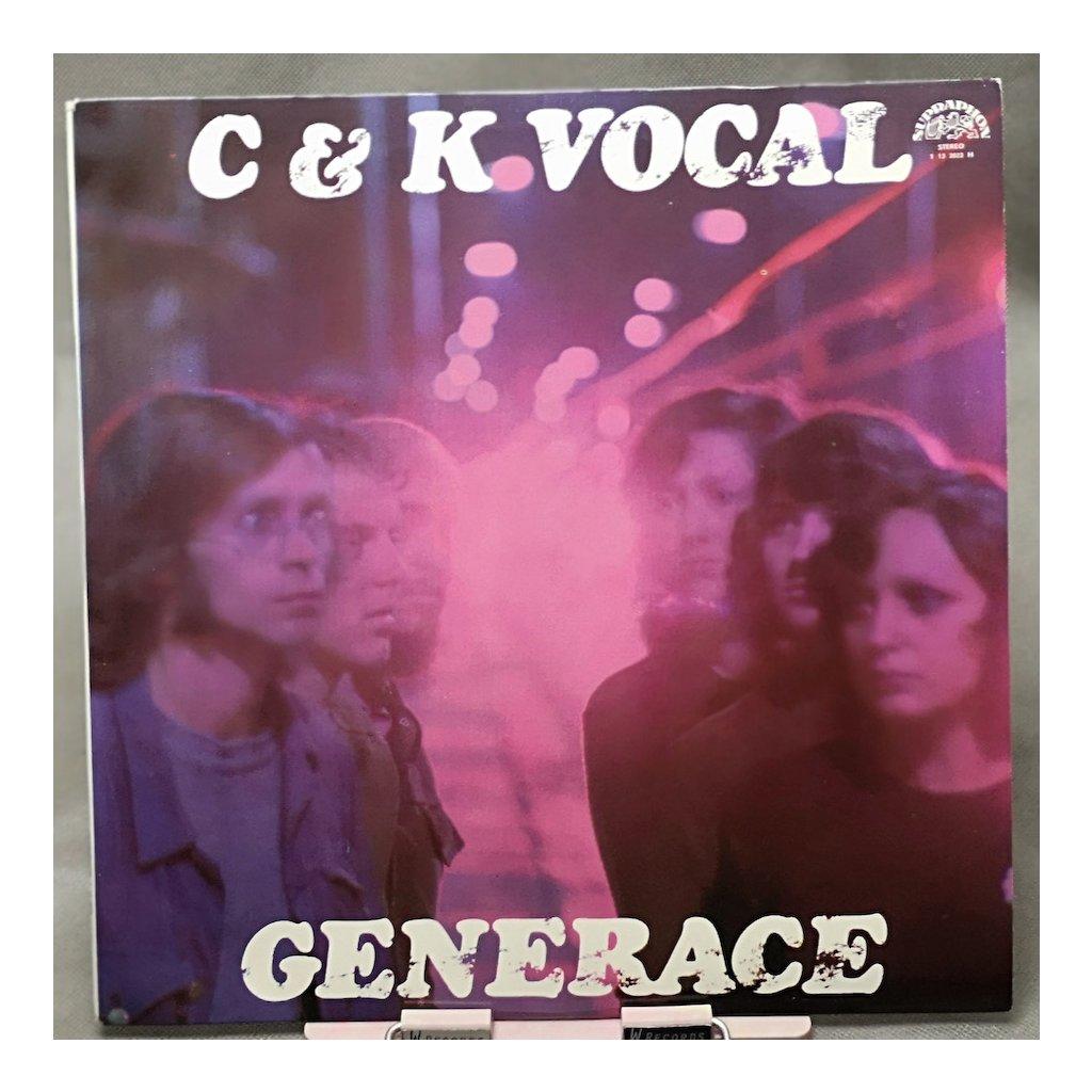 C&K Vocal – Generace LP