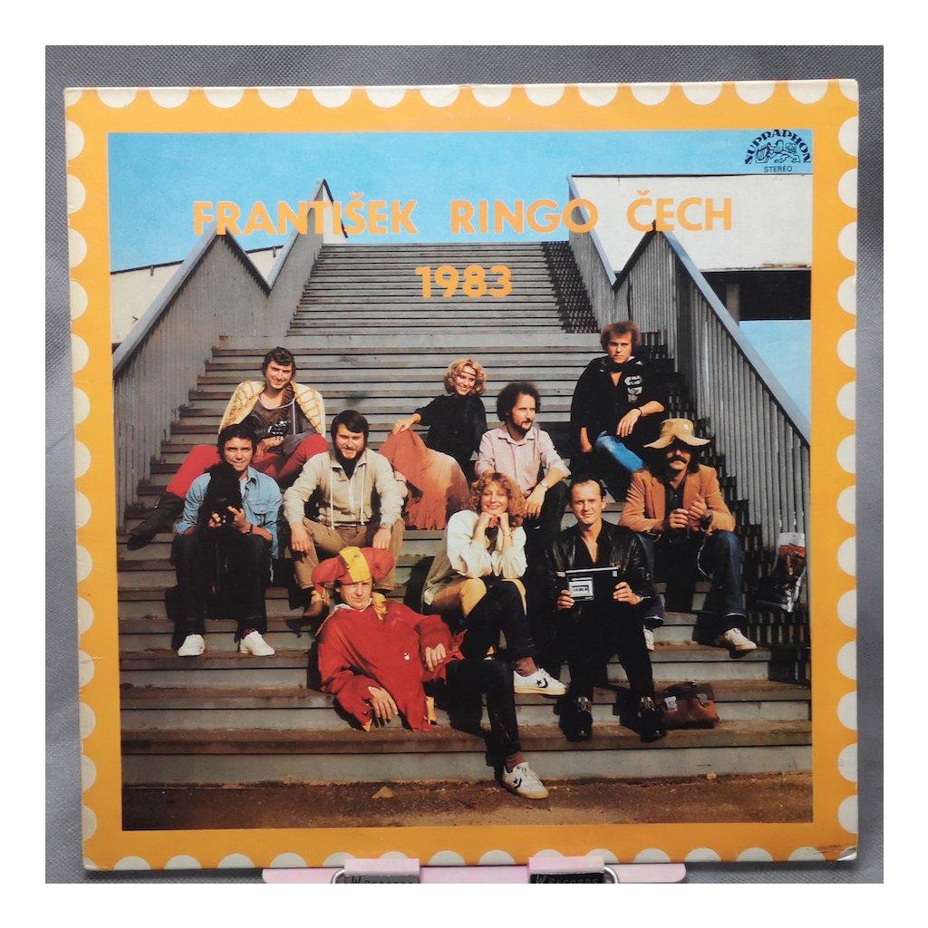 František Ringo Čech – 1983 LP