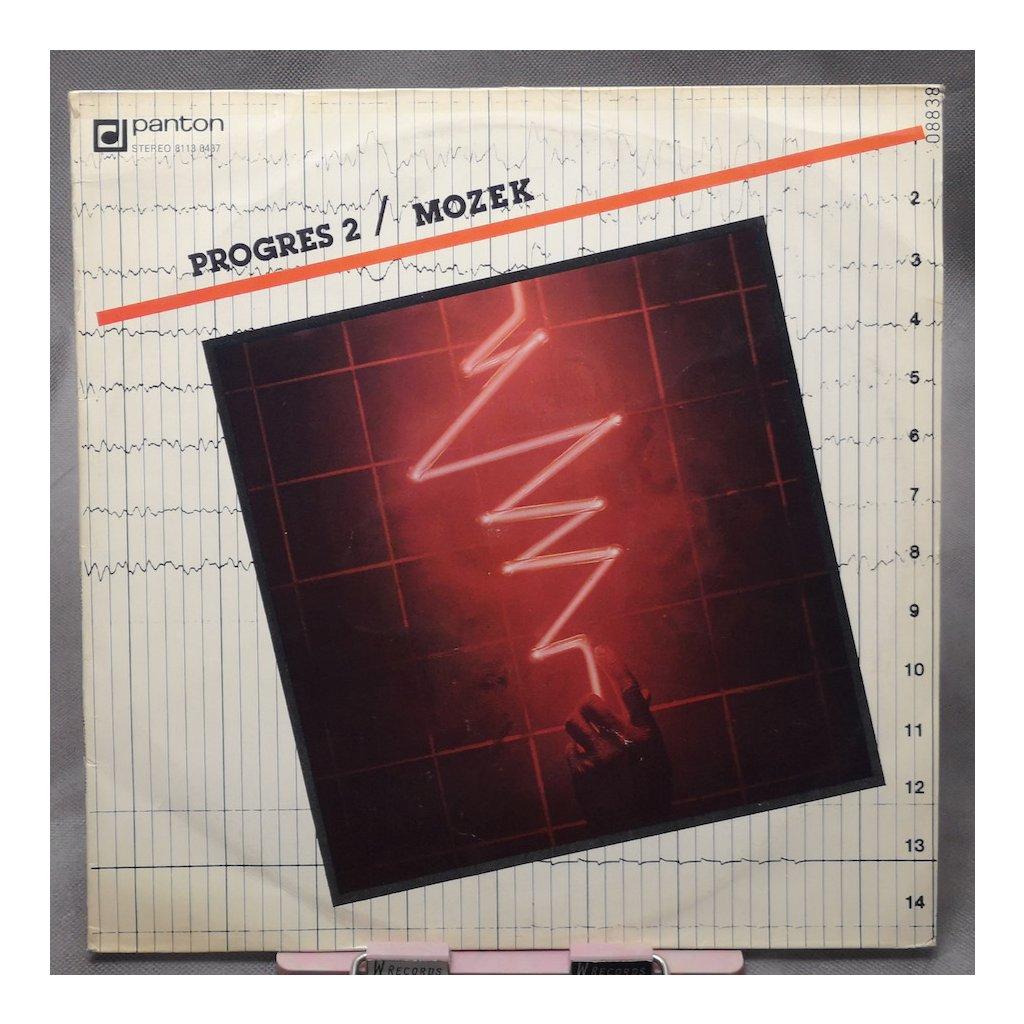 Progres 2 - Mozek LP