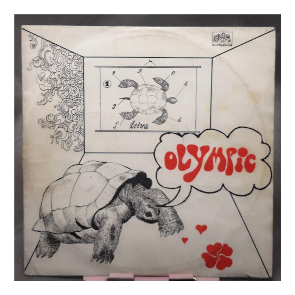 Olympic – Želva LP