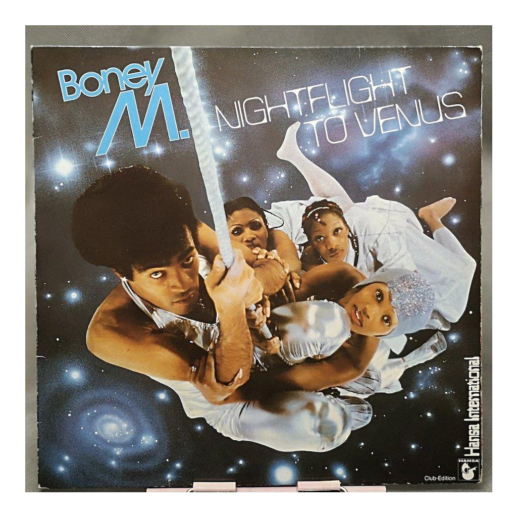 Boney M. - Nightflight To Venus LP