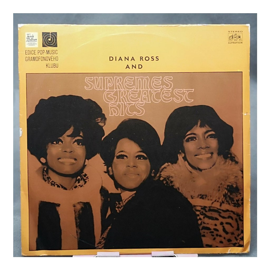 Diana Ross & The Supremes – Supremes Greatest Hits LP