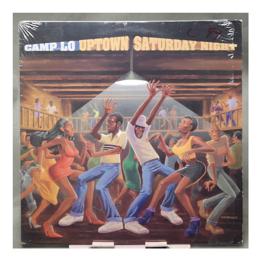 Camp Lo – Uptown Saturday Night 2LP