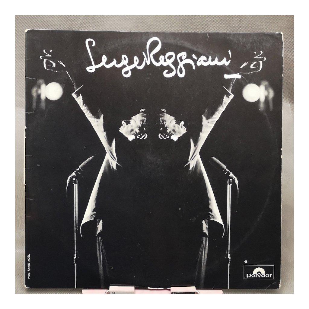 Serge Reggiani – Serge Reggiani LP