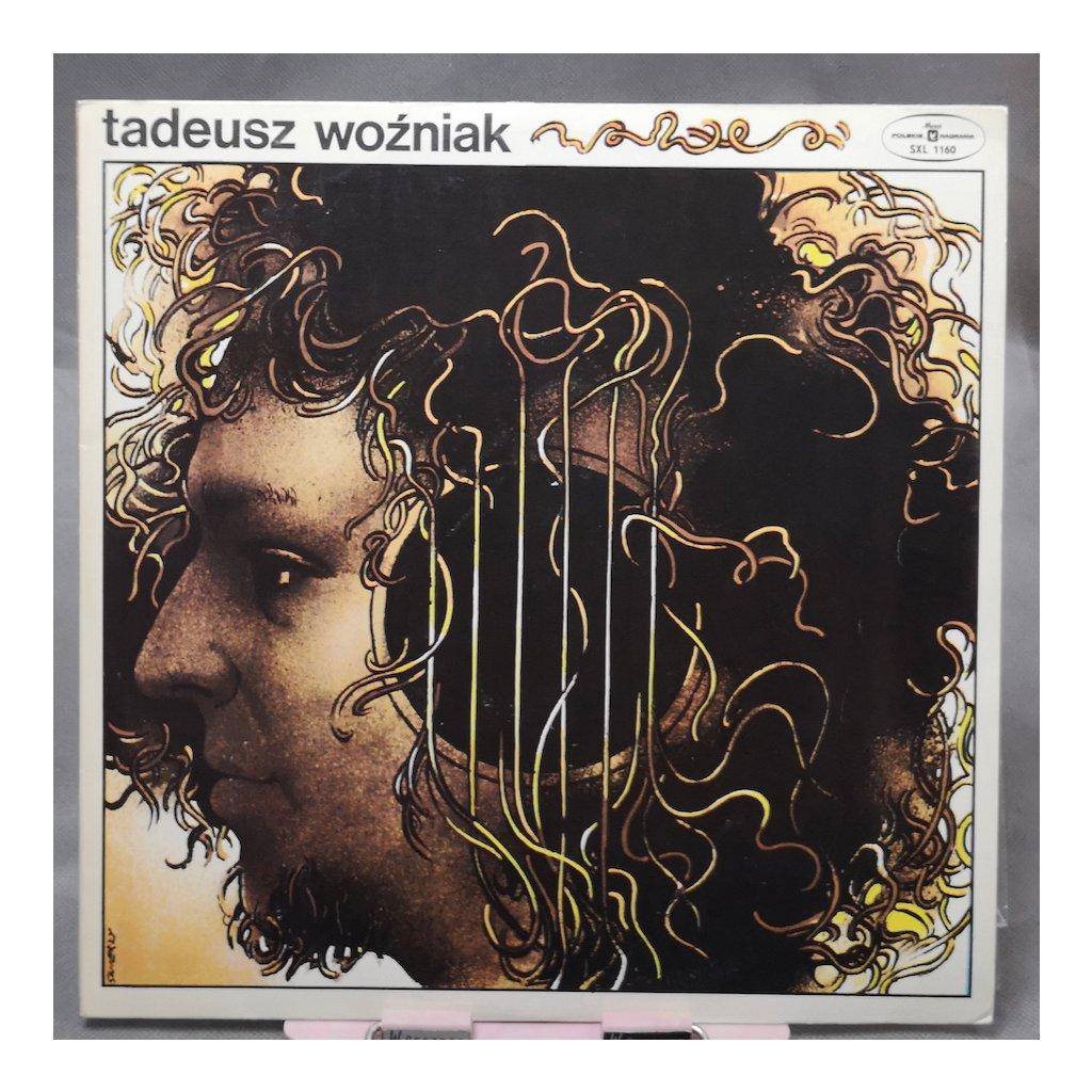 Tadeusz Woźniak – Odcień Ciszy LP