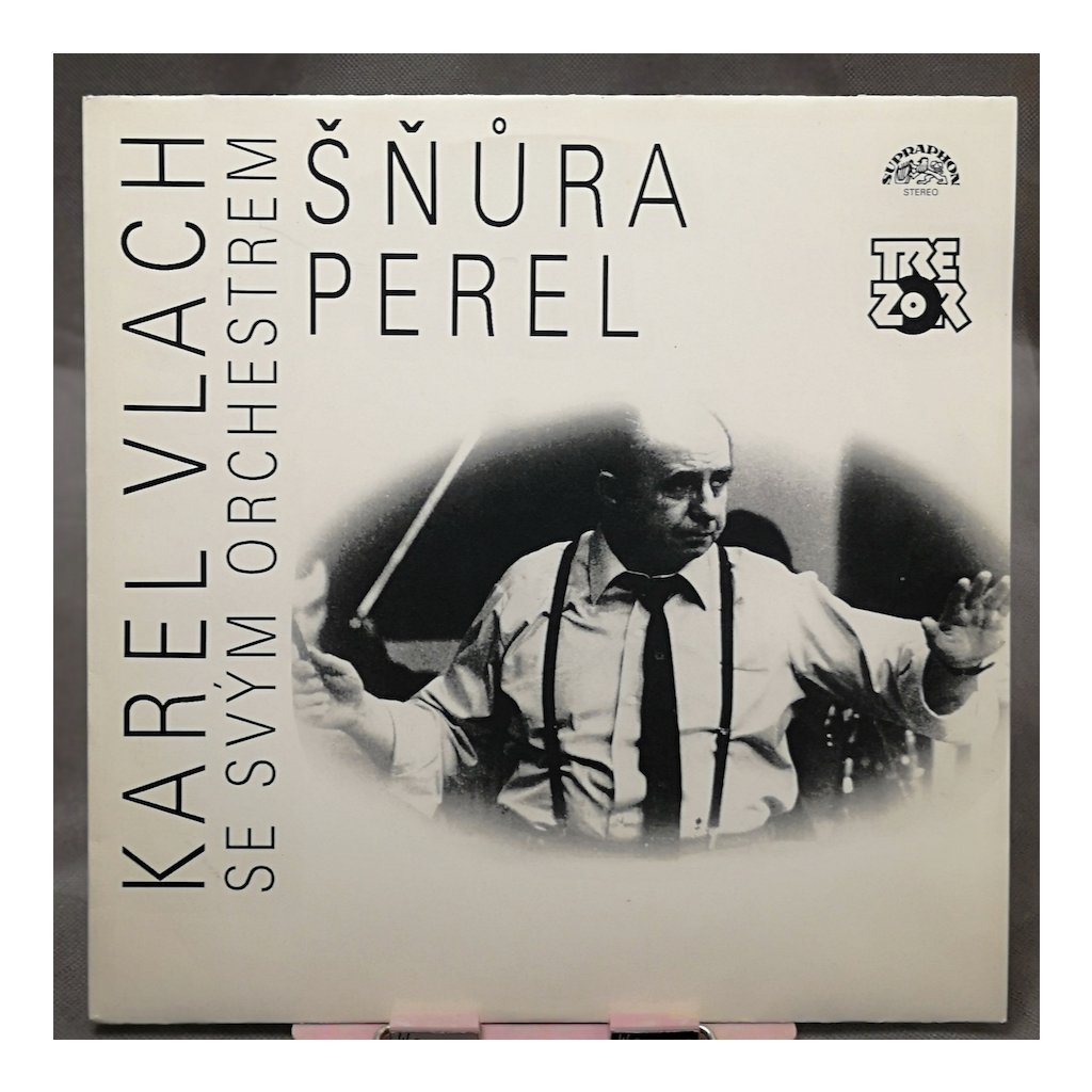 Karel Vlach Orchestra – Šňůra Perel LP